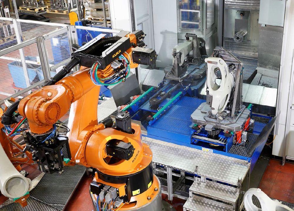 库卡KUKA KR16 L6-2激光弧焊机器人